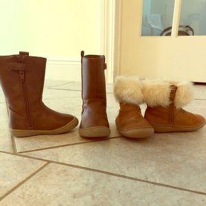 Little girl boot bundle!